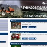Mini aplicación web AJAX con gestor de contenidos