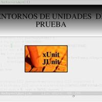 Presentación: xUnit y JUnit – Diseño de Software Orientado a Objetos