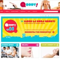 Tienda online de productos para el cuerpo con OsCommerce modificado