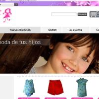 Tienda online de ropa infantil – e-commerce