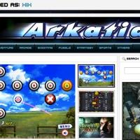 Portal de juegos flash en PHP
