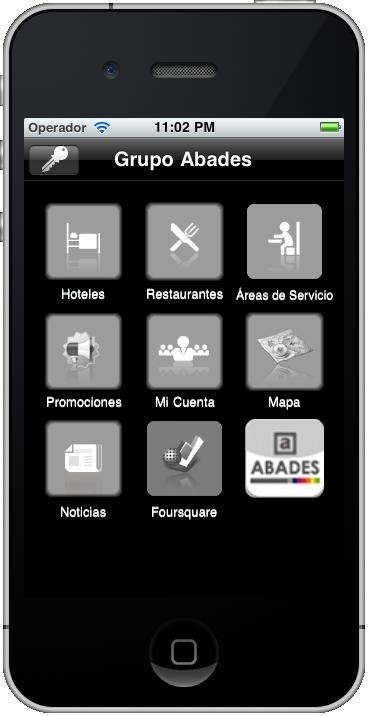 Grupo Abades app